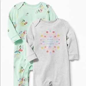 NWT ✨2-pack 1 piece for baby 